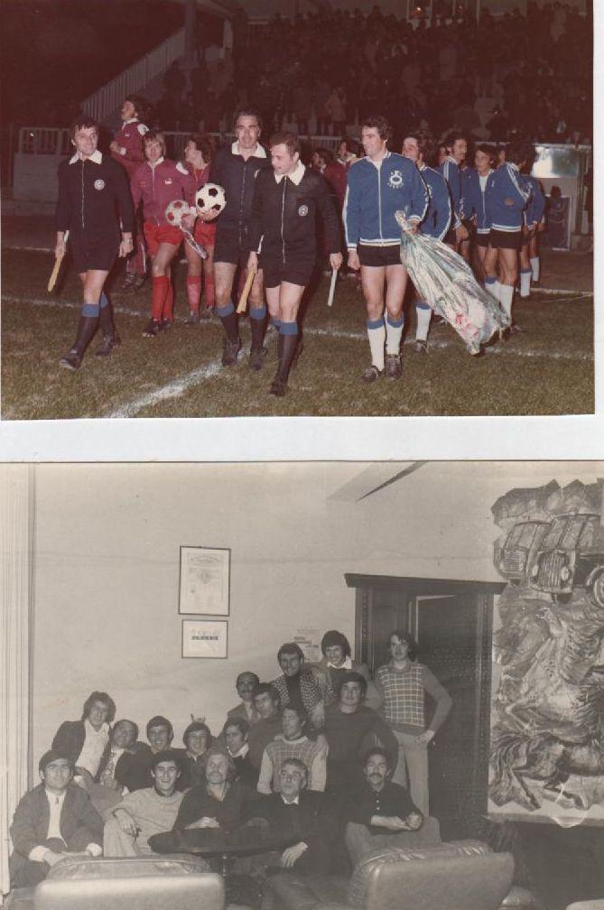 partita di ritorno a Jesolo - ott. 1973