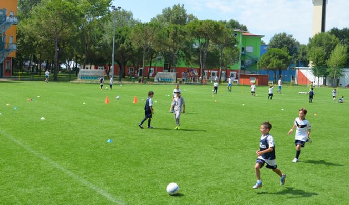Chievoverona summer camp 2015 anche quest anno torna a for Villaggio jesolo